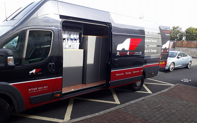 Commercial Deliveries Swansea