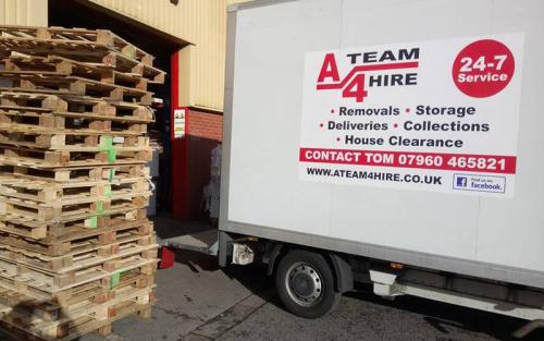 Commercial Removals Swansea