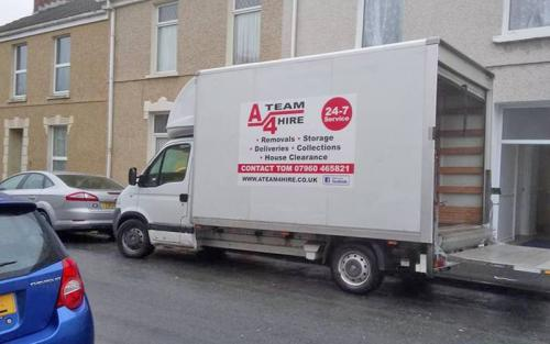 Home Removals Swansea & Cardiff