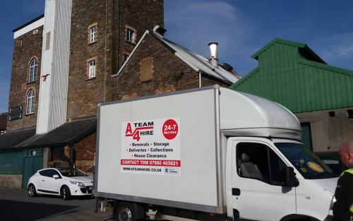 Home Removals Swansea
