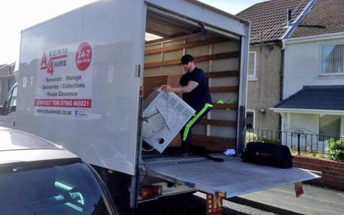 House Removals Swansea