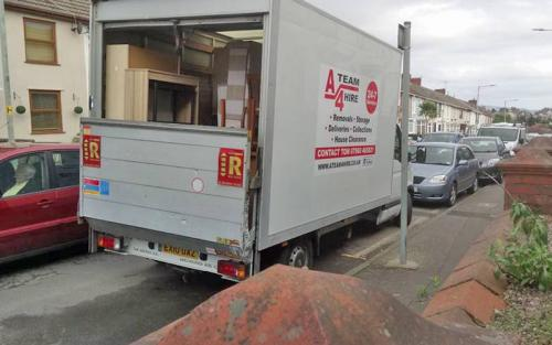 Removals Service Cardiff